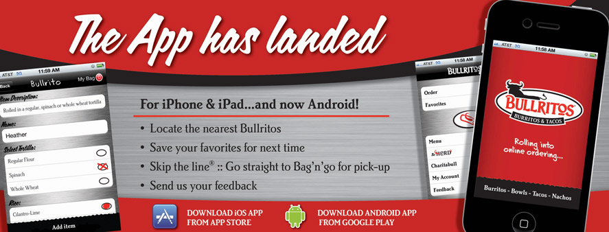 The App has landed | For iPhone & iPad...and now Android!